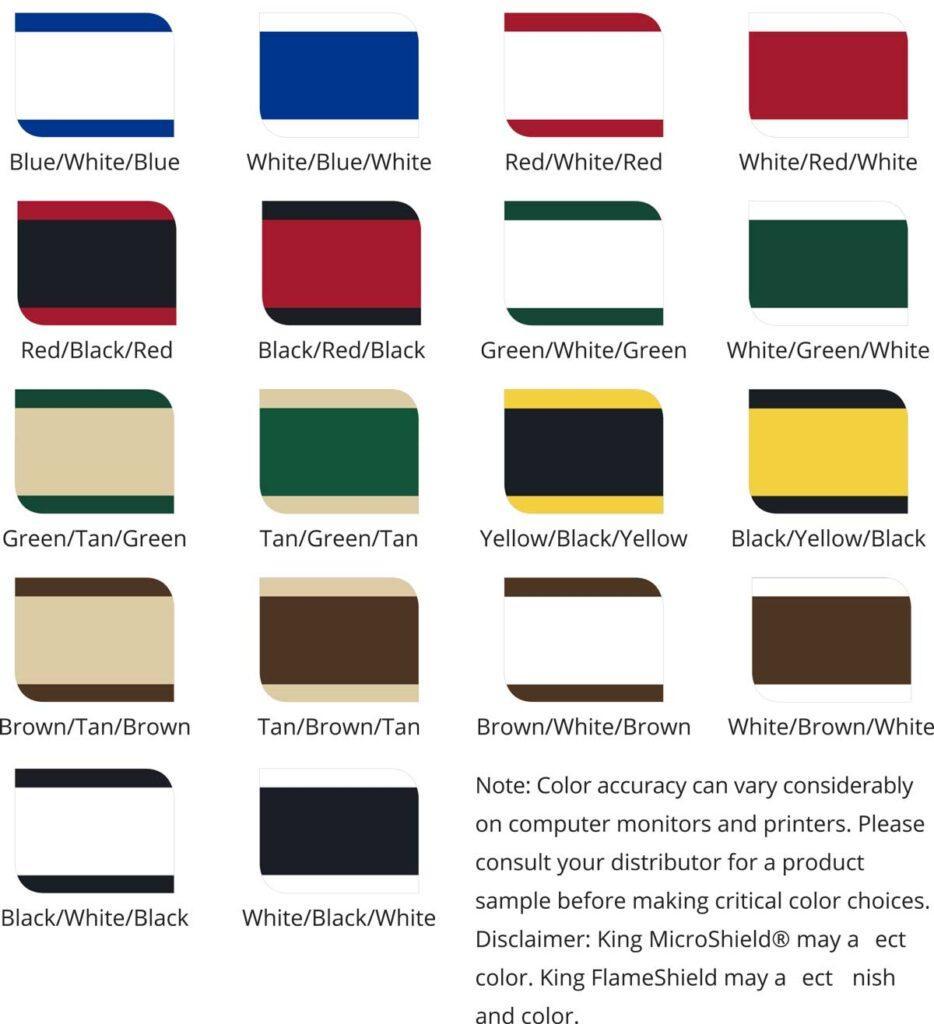 ColorCore Colors Chart - Wholesale Sign Manufacturer - Elite Letters & Logos