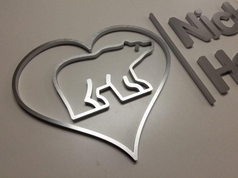Wholesale Dimensional Letters for interior signage applications - Elite Letters & Logos